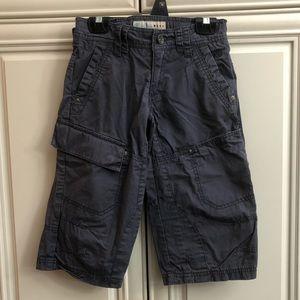 Fat Face boys long cargo shorts